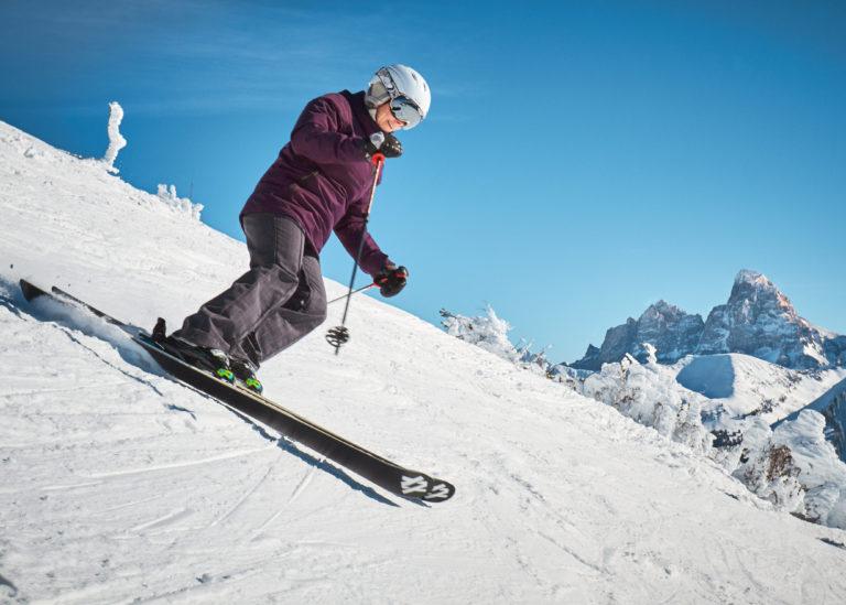 Skiing in BiH